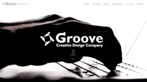 株式会社Groove   コーポレートサイト